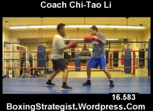 Boxing Mitt Wars - Video of the day (VOD) - Coach Chi-Tao Li Boxing Strategist