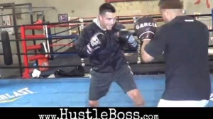 Brandon Rios in early training for November clash with Manny Pacquiao