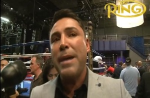 De La Hoya on new FOX boxing series The One PPV