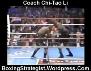 James Toney vs Iran Barkley - Round 1 - Fight Analysis