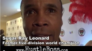 Sugar Ray Leonard talks Floyd Mayweather vs. Canelo Alvarez