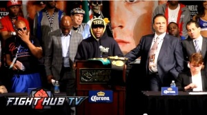 Floyd Mayweather vs Canelo Alvarez Post Fight Press Conference (HD)