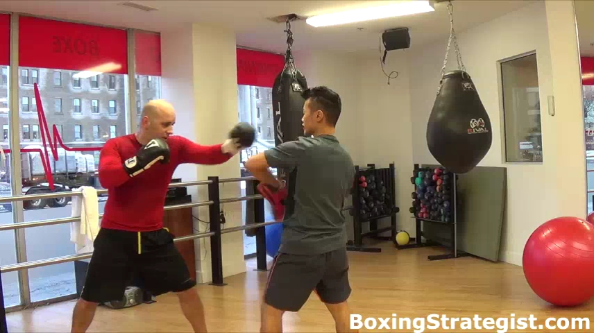 68 new punch combinations series 2
